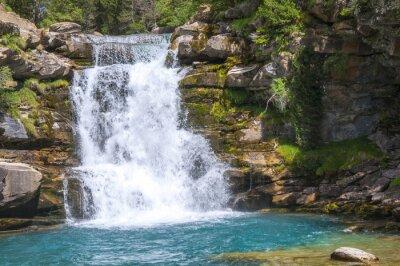 Image Cascades en el valle de Ordesa, Pirineos (España)
