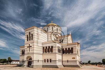 Cathédrale Saint Vladimir, Chersonèse, Sébastopol, la Crimée