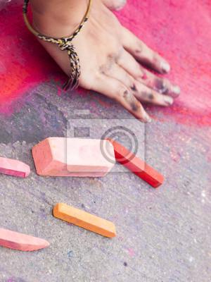 Chalk Dessins