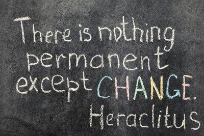 Image changement est permanent