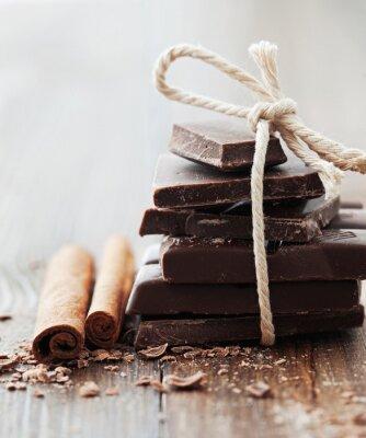 Image Chocolat et cannelle