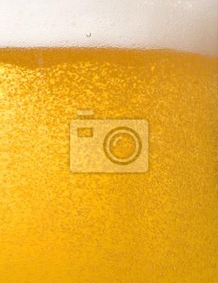 Chope de bière, comme fond abstrait