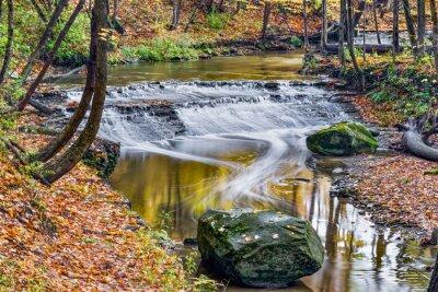 Image Chute d'eau de Deer Lick Creek