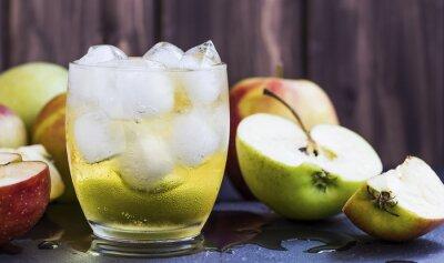 Cidre de pomme frais