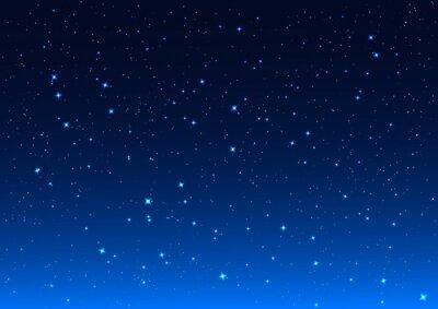 Image Ciel de nuit.