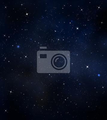 ciel nocturne étoilé