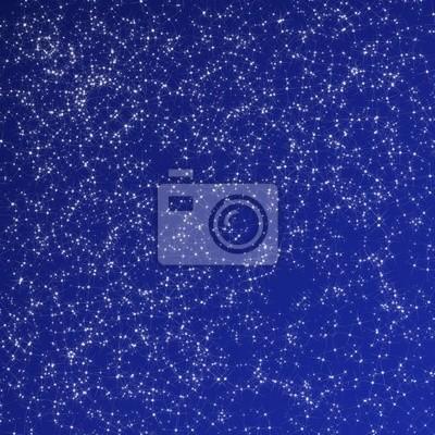 ciel nocturne rempli d'étoiles