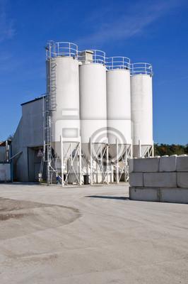 Ciment Silo