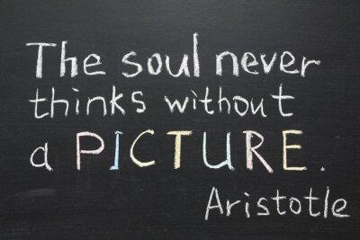 Image Citation d'Aristote