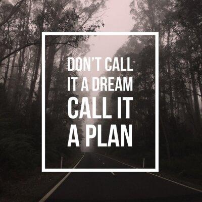 Image Citation de motivation inspirante