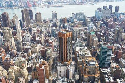 Image Cityscape, vue, Manhattan