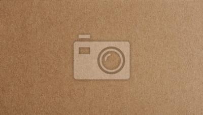 Image Closeup fond plat papier brun