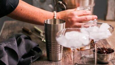 Cocktail de Manhattan