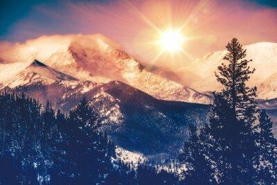 Image Colorado Montagnes Vista