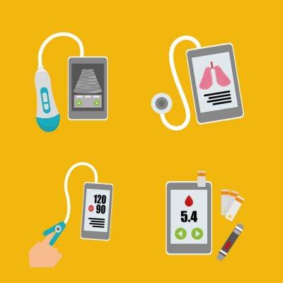 Image Conception de la technologie de la santé