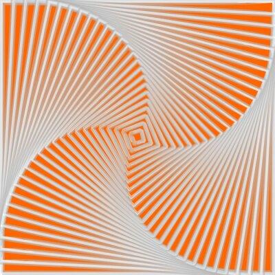 Image Conception pirouette coloré mouvement sur fond d'illusion