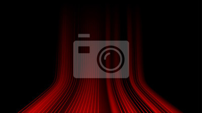 Image Connection red speed line abstract background