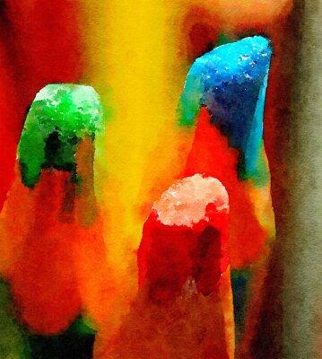 Image Crayons de couleur