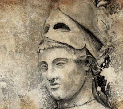 Image Croquis fait avec la tablette digitale de Périclès générales