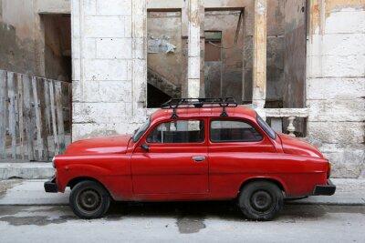 Image Cuba, La Havane, Oldtimer