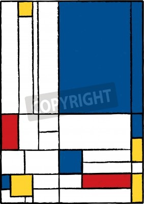 Image Cubist painting