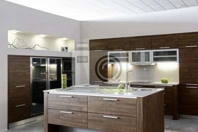 Image: Cuisine de luxe moderne