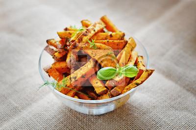 Cuit de patates douces