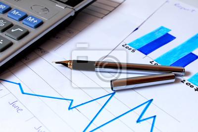 d'affaires illustrant la croissance financière