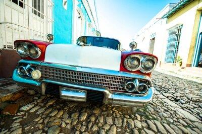 Image DANS la voiture Les petite rue de trinité