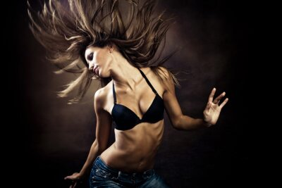 Image danse chaude