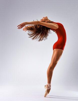 Image danseuse ballerine