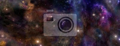 Image Deep Space Bannière