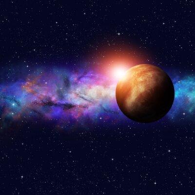 Image Deep Space Starfield