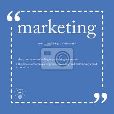 Image Définition Du Marketing