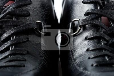 deux chaussures gros plan