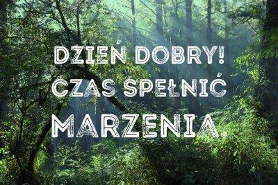 Image Dzien dobry
