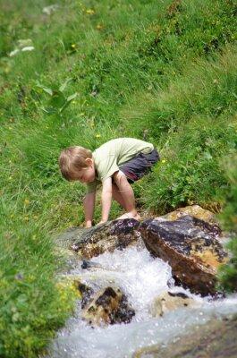 Image eau de la source - rafraichissement