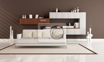 Image élégant Salon Moderne
