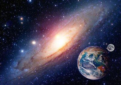 Image Éléments de cette image fournie par la NASA.