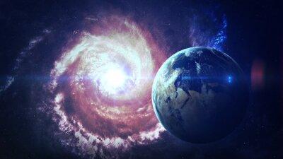 Image Eléments fournis par la NASA