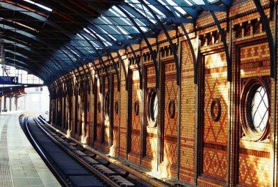 Image En attendant le train