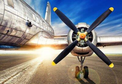 Image en attente de décollage