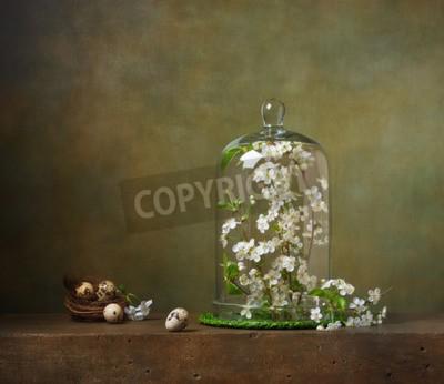 Image Encore, vie, cloche, fleurir, arbre, branches