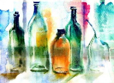 Image Encore, vie, divers, bouteilles