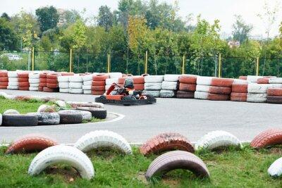Image Enfants karting