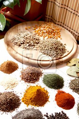 Épices aromatiques