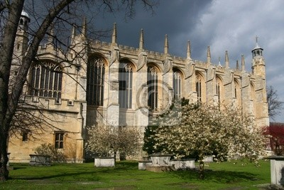 Eton College Chapel, Windsor, Angleterre