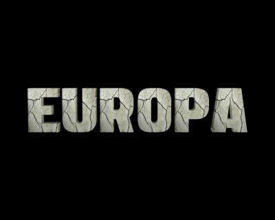 Image Europe 3d wort