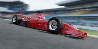 Image f1 racer Rennstrecke