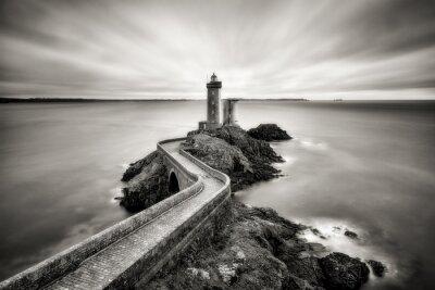 Image Faro di Petit Minou, Bretagna, France